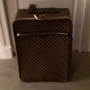 Louis Vuitton Ebene Pegase 65 Roller Bag